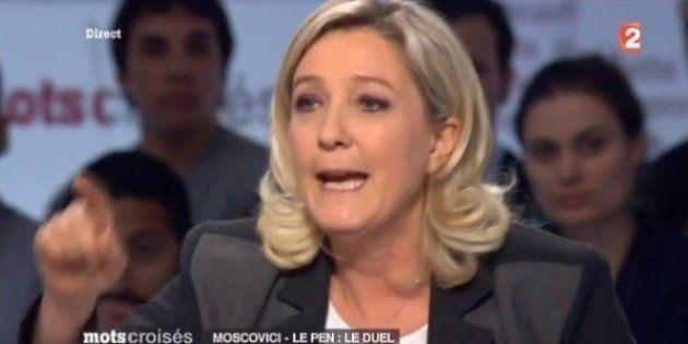 Théorie du genre: Marine Le Pen relaye la folle rumeur sur France