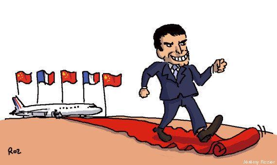 Manuel Valls en Chine : agenda présidentiel pour un premier ministre en