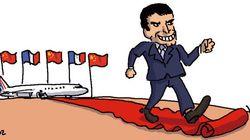 Manuel Valls en Chine: agenda présidentiel pour premier ministre