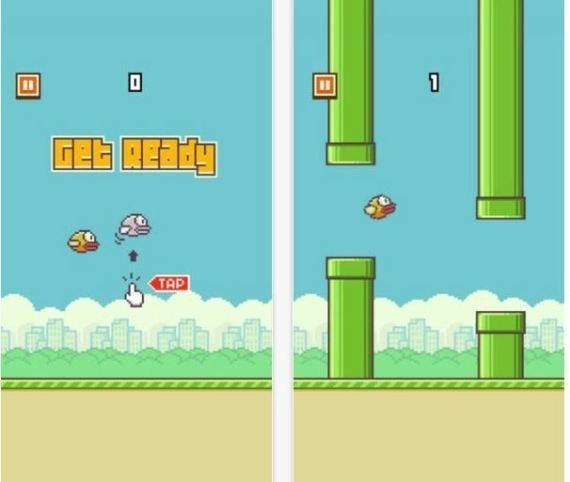 Flappy Bird : le jeu qui rend fou (de