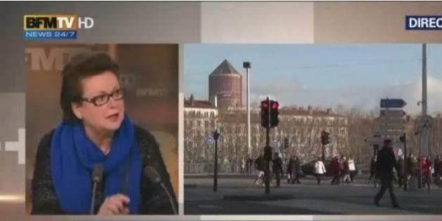 Christine Boutin cite le Gorafi pour réagir au retrait de la loi