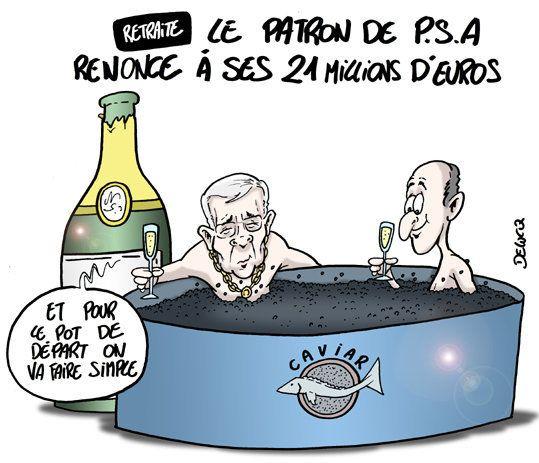 PSA : Philippe Varin renonce à sa retraite