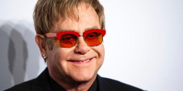 Elton John: Les stars de la téléréalité devraient être