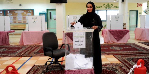Au moins 9 femmes élues pour la première fois en Arabie