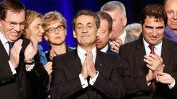 Avec les départementales, Nicolas Sarkozy (enfin) sur un