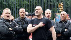 Serge Ayoub en garde à vue pour violences