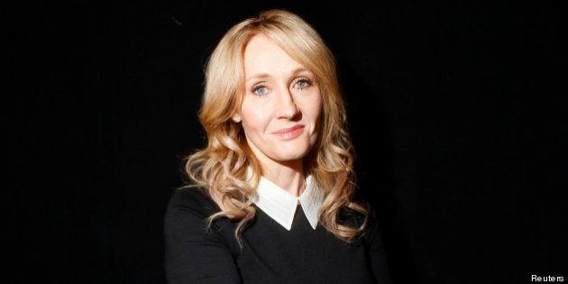 J.K Rowling a publié en secret un roman policier sous un