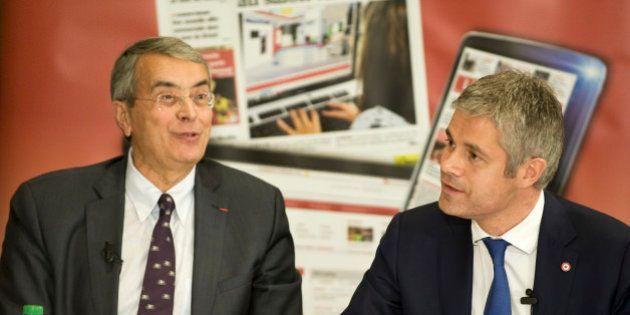 Résultats élections régionales 2015: en Auvergne-Rhône-Alpes, Laurent Wauquiez