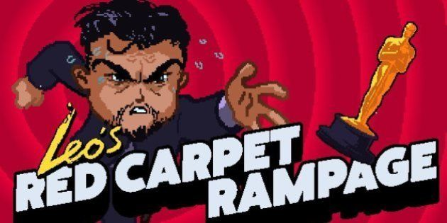 Aidez Leonardo DiCaprio à remporter l'Oscar du meilleur acteur dans un jeu