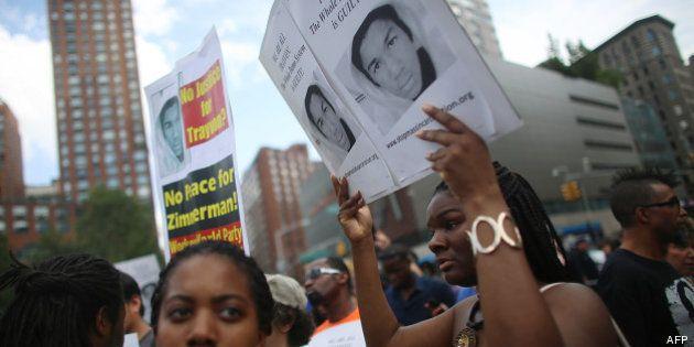 Manifestations aux États-Unis après l'acquittement de Zimmerman dans l'affaire Trayvon