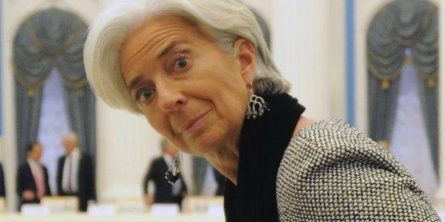 2017: Christine Lagarde l'autre candidate de recours à