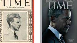 90 couvertures du Time en 120