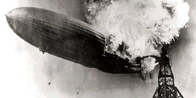 VIDÉOS. PHOTOS. Hindenburg: le crash du zeppelin résolu après 76 ans, l'électricité statique serait à...