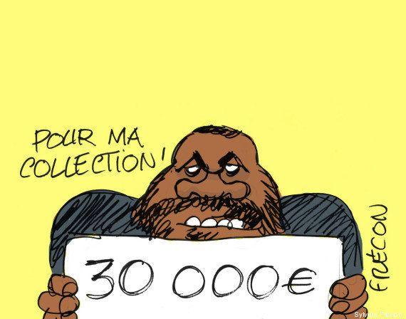 Dieudonné: jugé pour ses propos antisémites visant Patrick Cohen, il a été requis 30.000 euros d'amende...