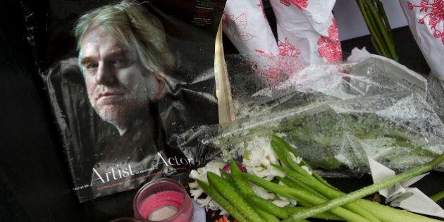 Mort de Philip Seymour Hoffman: quatre personnes suspectées de distribuer de l'héroïne
