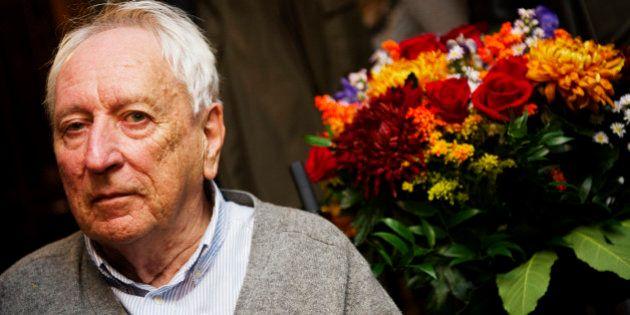 Tomas Tranströmer, poète suédois et prix Nobel de littérature 2011, est