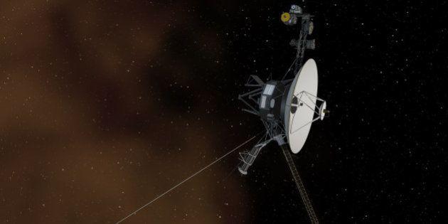 La sonde Voyager 1, le premier objet humain à quitter le système