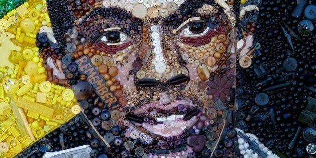 Des œuvres d'art célèbres réalisées avec des objets de