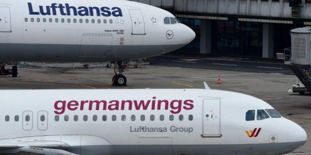 Crash de l'A320: l'émouvant discours d'un pilote Germanwings pour rassurer ses