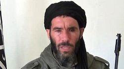 Une photo présentée comme celle du cadavre de de Mokhtar Belmokhtar