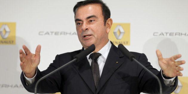 Carlos Ghosn défend le diesel : le PDG de Renault prend part au débat qui agite le gouvernement