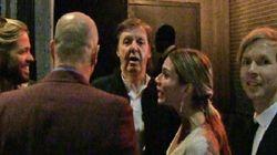 Quand Paul McCartney se fait refouler d'une soirée des Grammy