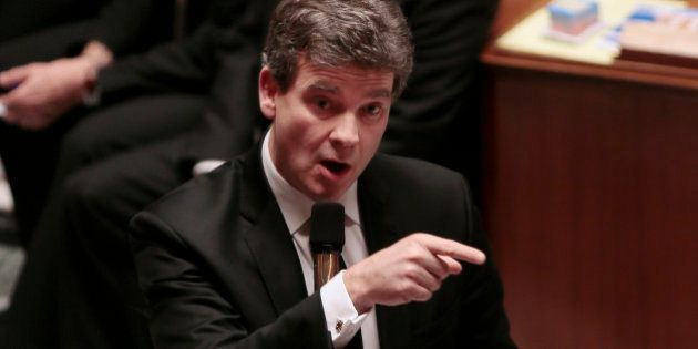 Montebourg contre Google France: le temps des