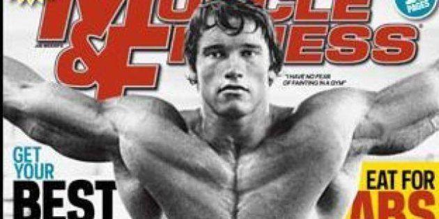 Arnold Schwarzenegger nommé rédacteur en chef de magazines de