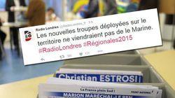 Les résultats étaient sur #RadioLondres dès