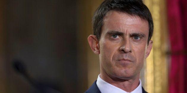 Manuel Valls annonce une baisse de 7 points des cotisations sociales aux