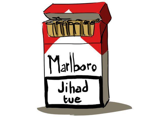 VIDÉO. Faire le jihad: le gouvernement dévoile sa campagne choc contre