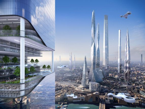 À quoi pourrait ressembler le monde dans 100