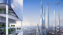 Architecture, travail, voyages : à quoi pourrait ressembler le monde dans 100