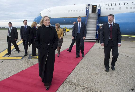 Hillary Clinton dans la tempête à l'aube de sa candidature pour la présidentielle de
