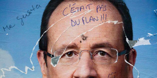 Tag anti-Hollande: le directeur de cabinet d'un élu UMP pris en flagrant