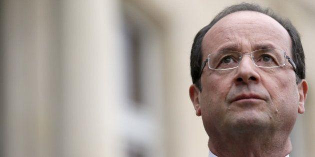 Chômage: Hollande se fend d'un communiqué pour confirmer