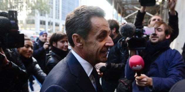Sarkozy donnera une conférence rémunérée à Cannes, une