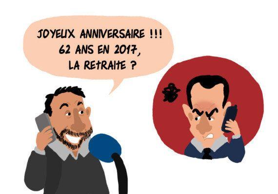 Anniversaire de Nicolas Sarkozy: quand Cyril Hanouna lui souhaite ses 60 ans sur Europe