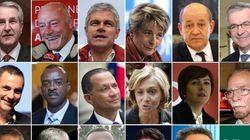 Qui sont les 17 présidents de