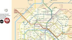 Ledru Rolling Stone, Motorheadgard Quinet... un plan de métro très