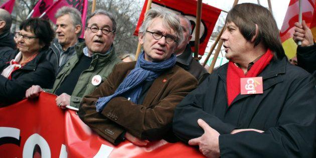 Manifestations contre l'accord sur l'emploi : CGT et FO unies dans la
