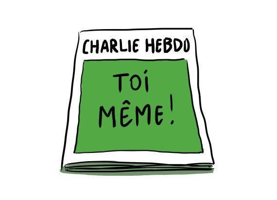Charlie Hebdo utilise un humour