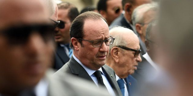 Plusieurs chefs d'État aux côtés des Tunisiens dans la marche contre le