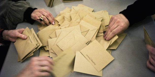 Résultats départementales 2015: l'abstention diminue dans les départements visés par le