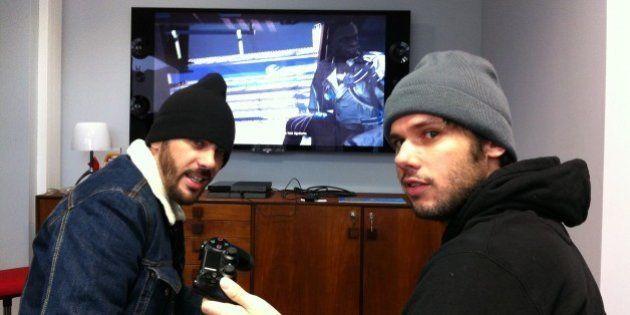 PS4: on a testé la nouvelle Playstation avec Orelsan et