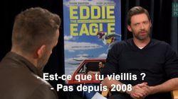 L'interview déjantée de Hugh Jackman par Ryan