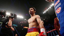 Le boxeur Manny Pacquiao sanctionné par Nike après ses propos
