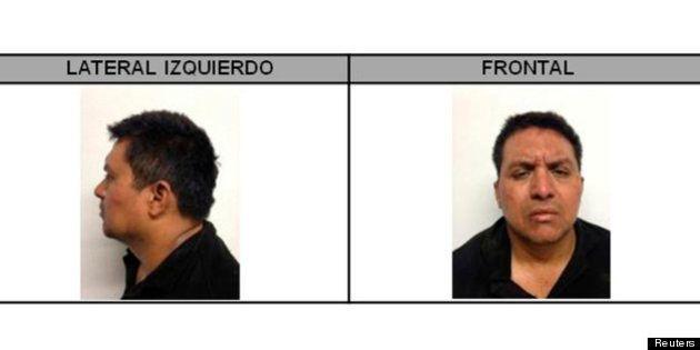 Mexique: arrestation du chef du cartel des