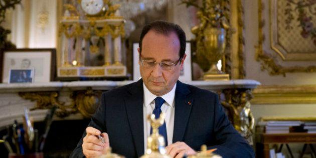 Hollande à la télévision: la pédagogie au menu du gouvernement au mois de