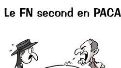 Le FN arrive second en Paca, une bonne nouvelle pour les